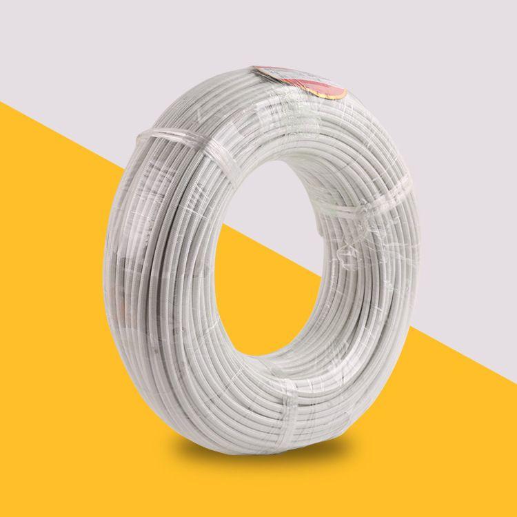 定制批发 高温补偿导线  传感器线 纤维编织 感温线缆