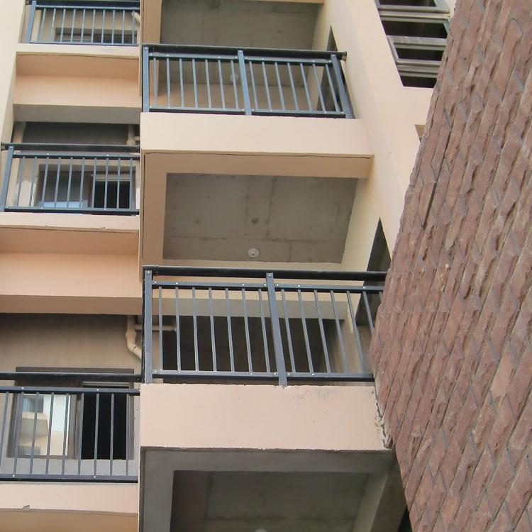 定做 阳台护栏围栏 欧式户外锌钢护栏 楼梯扶手护栏 阁楼护栏