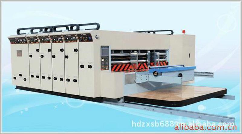 SMYKM1200-G-B 型 全自动水墨开槽模切机 全自动模切机