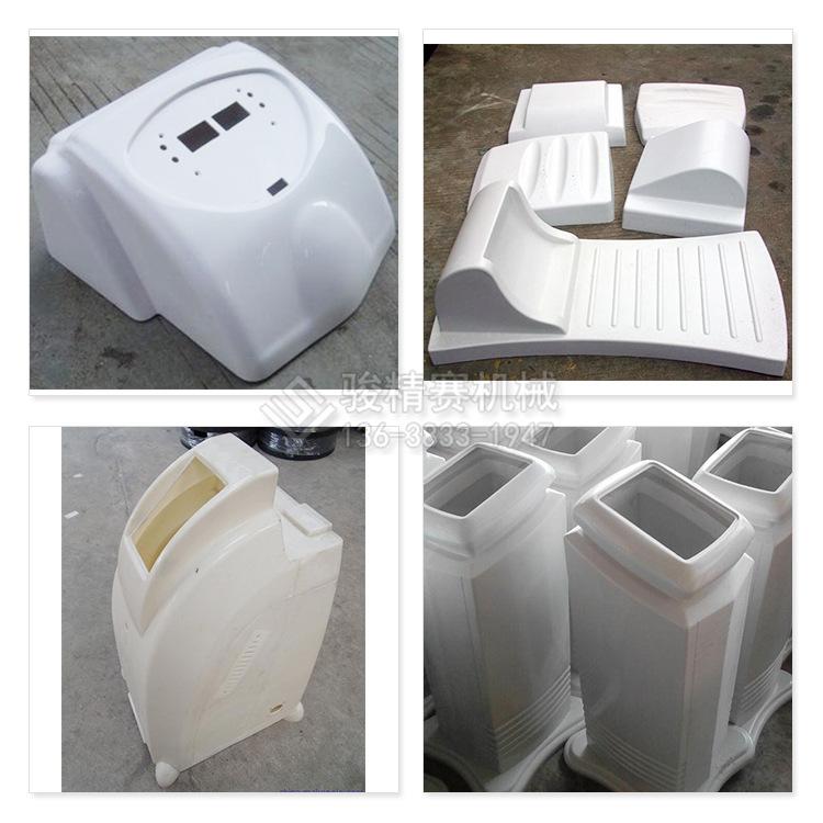 全自动abs美容机箱机壳吸塑机 美容仪外壳吸塑机器 自动化程度高