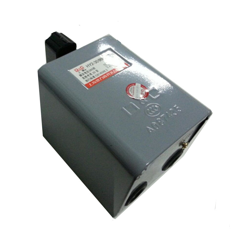 上海德力西 倒顺开关HY2-30A额定电压380v 电流30A