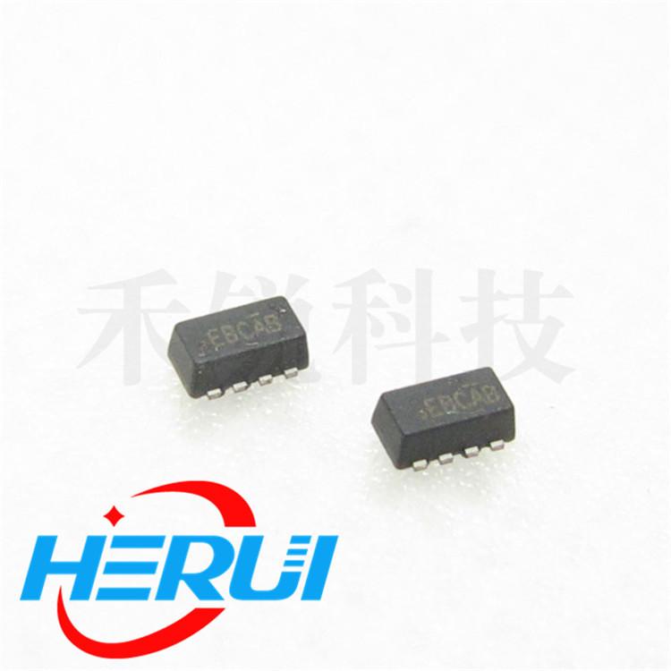 Vishay / SiliconixSI5513DC-T1-E3 MOSFET 晶体管 N通道 P通