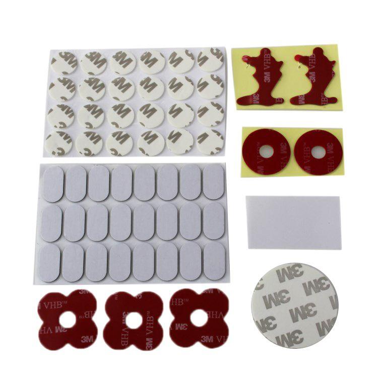 泡棉双面胶贴 厂家直销支持定制亚克力透明双面胶