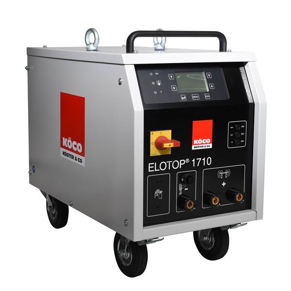 供应德国KOCO拉弧储能式螺柱焊机ELOTOP1710