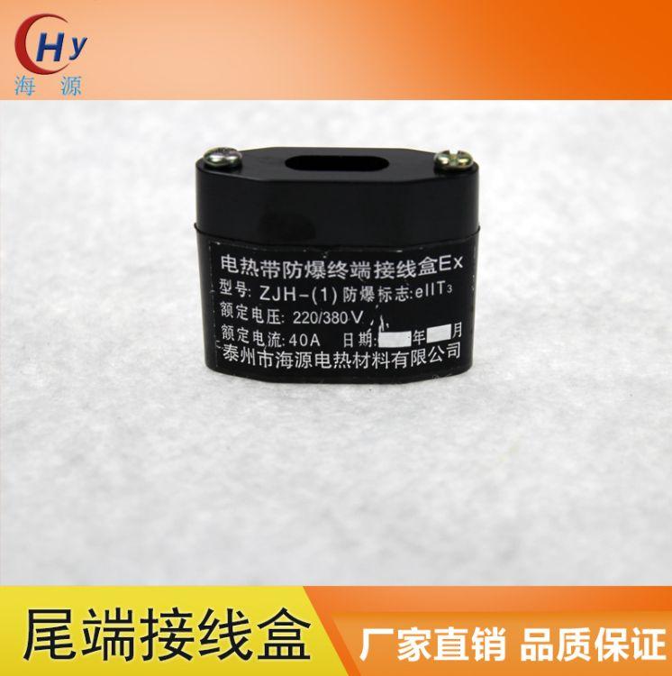 厂家直销电伴热带专用防水防爆尾端接线盒ZJH-(1)品质保证