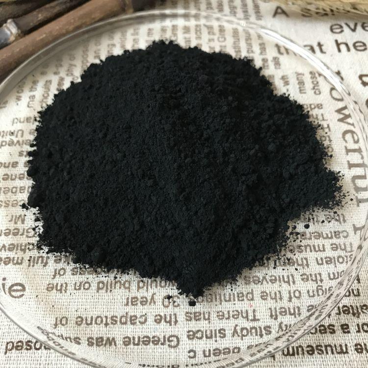 农业化肥调色用 氧化铁黑 国标720 木屑用颜料 不褐色厂家直销