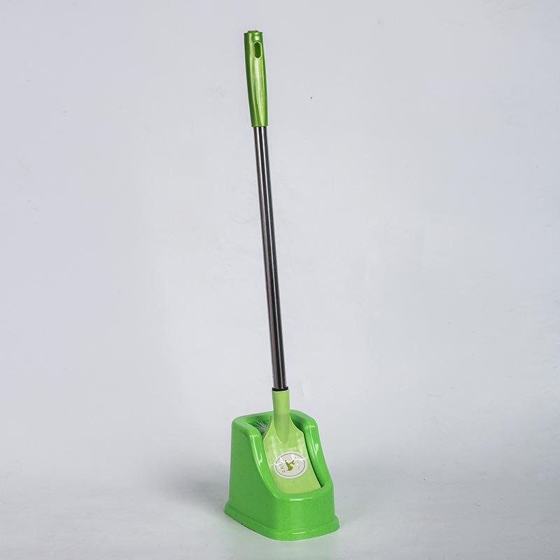 家居创意塑料马桶刷套装 卫生间去污清洁刷浴室清洁用品批发
