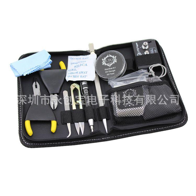 热销 LTQ工具包套装 DIY TOOL KIT电子烟套装工具包 厂家直销
