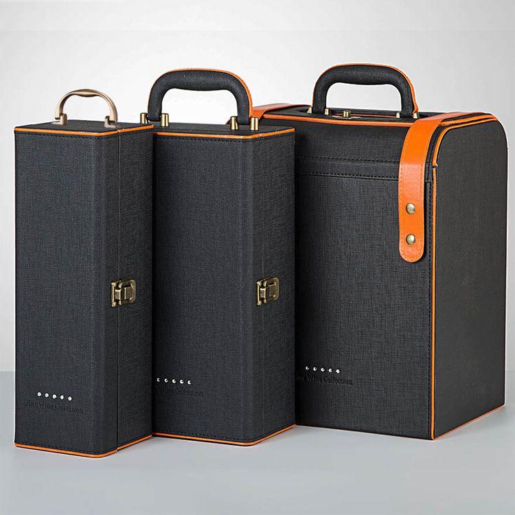 厂家直销红酒盒葡萄酒礼盒酒盒白酒包装盒酒水包装洋酒礼盒