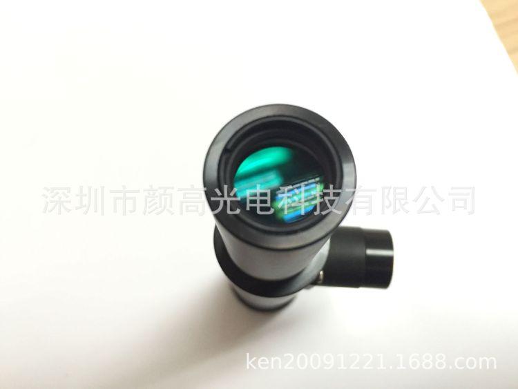 LCD切割机镜头 液晶玻璃切割镜头 同轴光 C1500125工业镜头