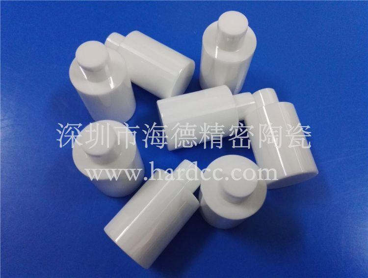 医疗用陶瓷柱塞 氧化锆陶瓷活塞轴 精密氧化锆陶瓷柱塞耐磨光滑