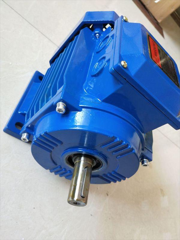 供应 三相异步电动机 铝壳电机 1.5KW-4现货供应