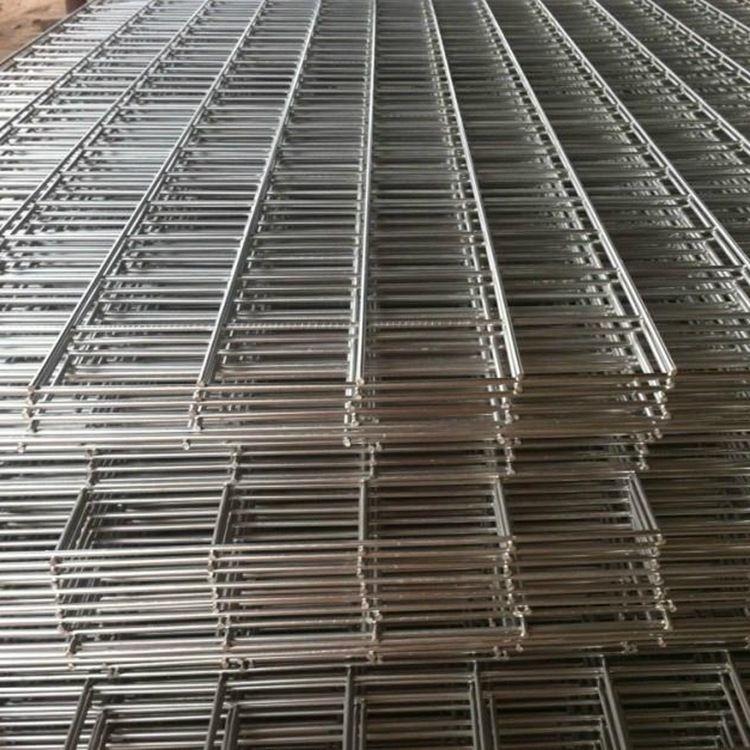 定制钢筋网片 工地浇筑螺旋纹钢筋网 桥梁钢筋拉伸网片 直销