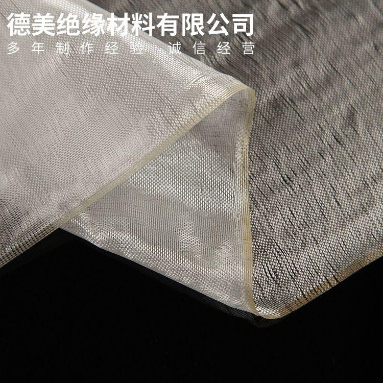 批发生产多规格防火布精致做工无碱玻璃纤维阻燃布通风管软接头
