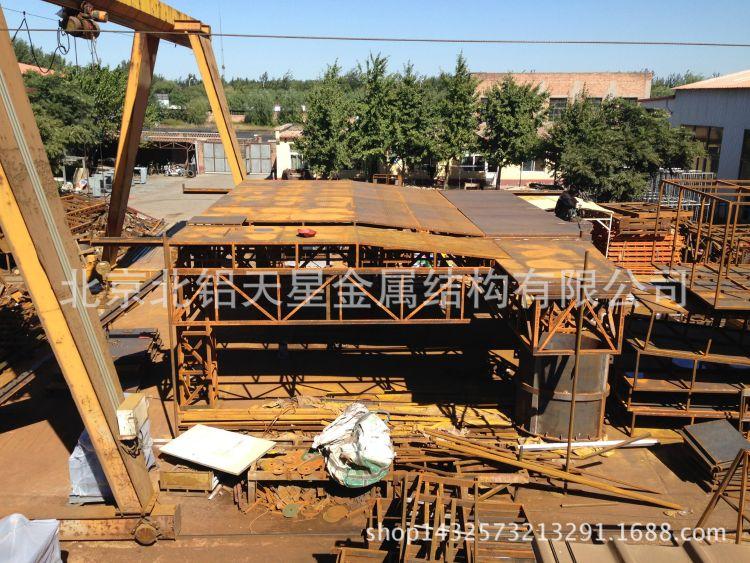 北京焊接钢平台 钢骨架 钢龙骨 钢支架 铁支架 Q235 镀锌