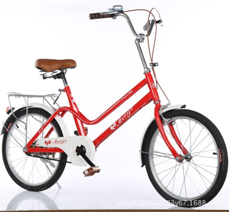 女式自行车20寸24寸26寸淑女通勤轻便学生车促销礼品