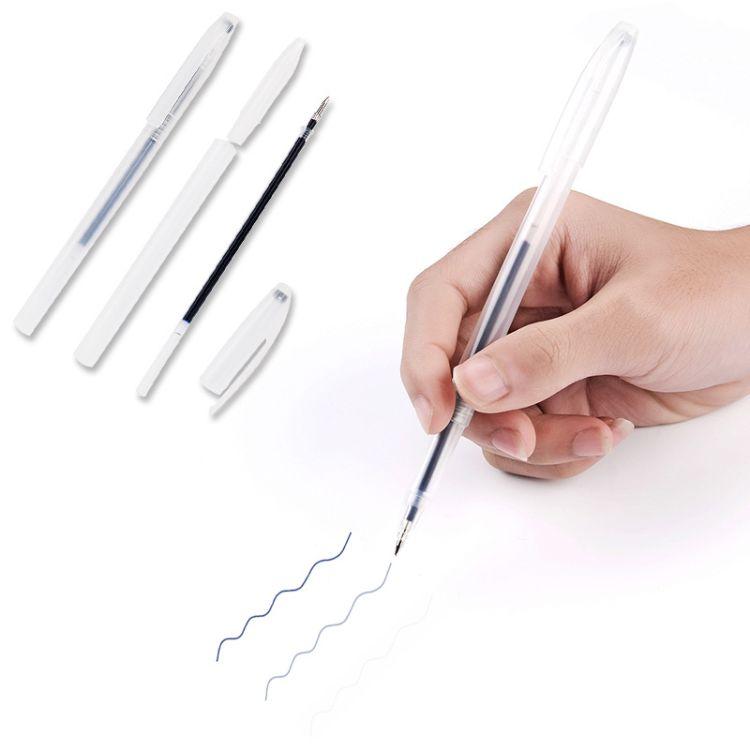 工厂批发自动消失练字笔儿童凹槽练字帖专用常温褪色笔消失笔创意