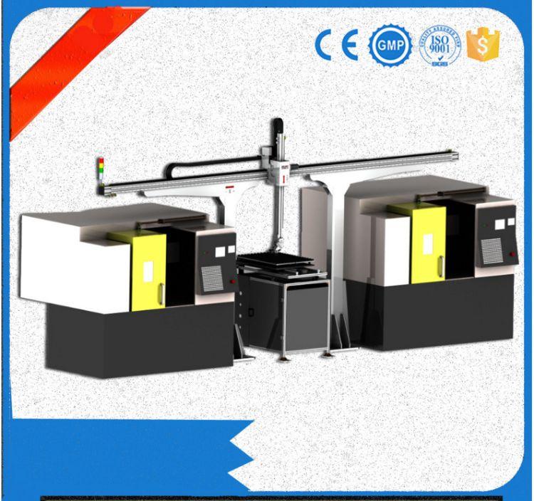 桁架机械手(可选 )小型cnc数控车床机械手