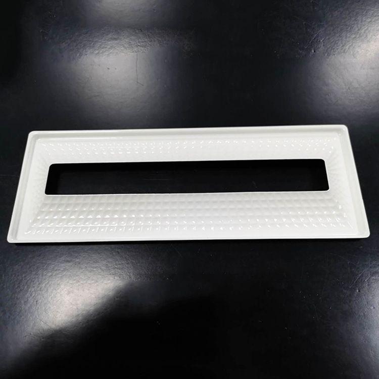 福仕FS08 可定制内长形孔PC反光杯 厂家直销多规格塑料反光灯罩