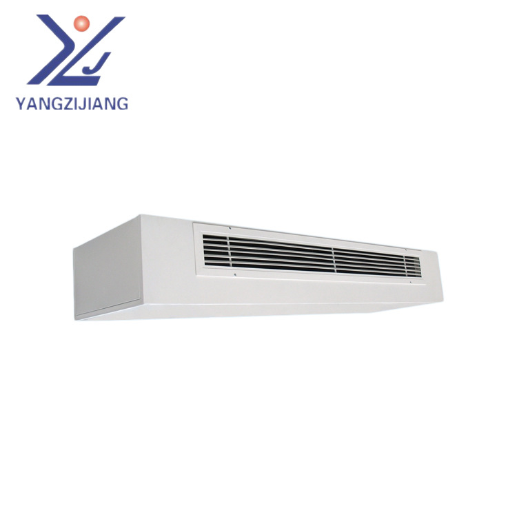 扬子江空调供应低噪音卧式明装风机盘管节能环保FP-51WM风机盘管