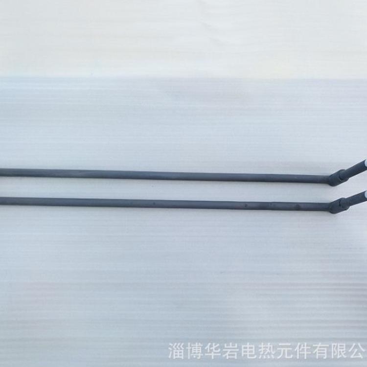 U型柺棒直角硅碳棒山东淄博厂家直供化学稳定性好用途广泛硅碳棒