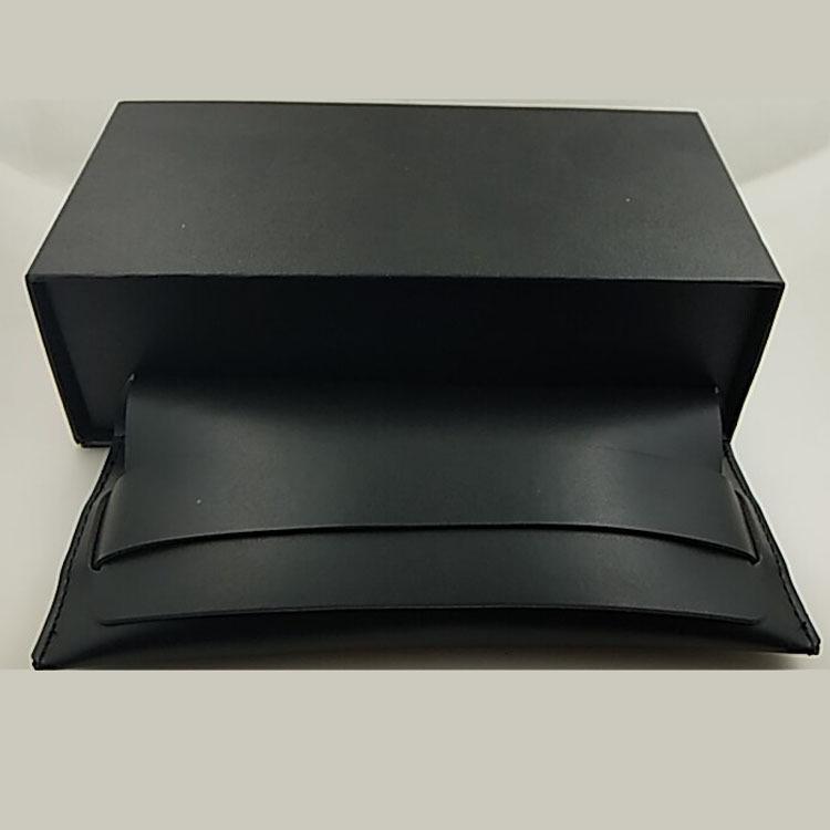 皮套盒抽屉盒高档定制眼镜盒高大上眼镜包装盒定制LOGO厂家直销