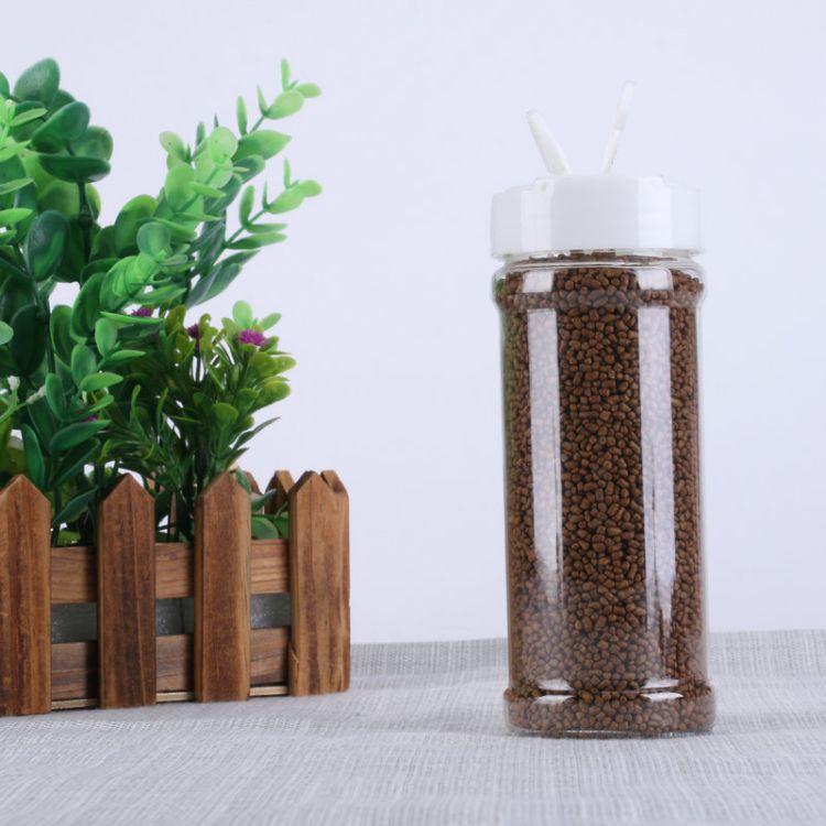 蝴蝶盖调味料塑料瓶 细长款透明调料包装塑料罐厂家批发直销