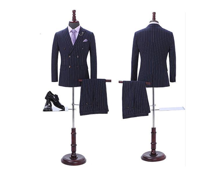 成都专业定制工装西服套装职业装年会商务男女西服