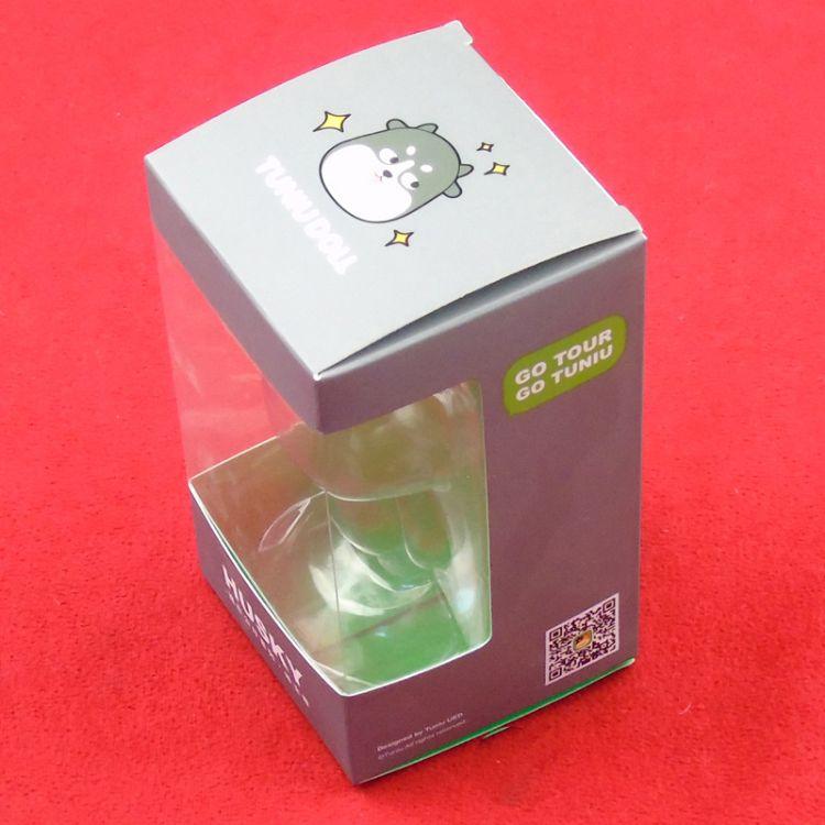 定做 外包装彩盒 PVC吸塑内盒 玩具包装盒可视窗瓦楞纸盒可印logo