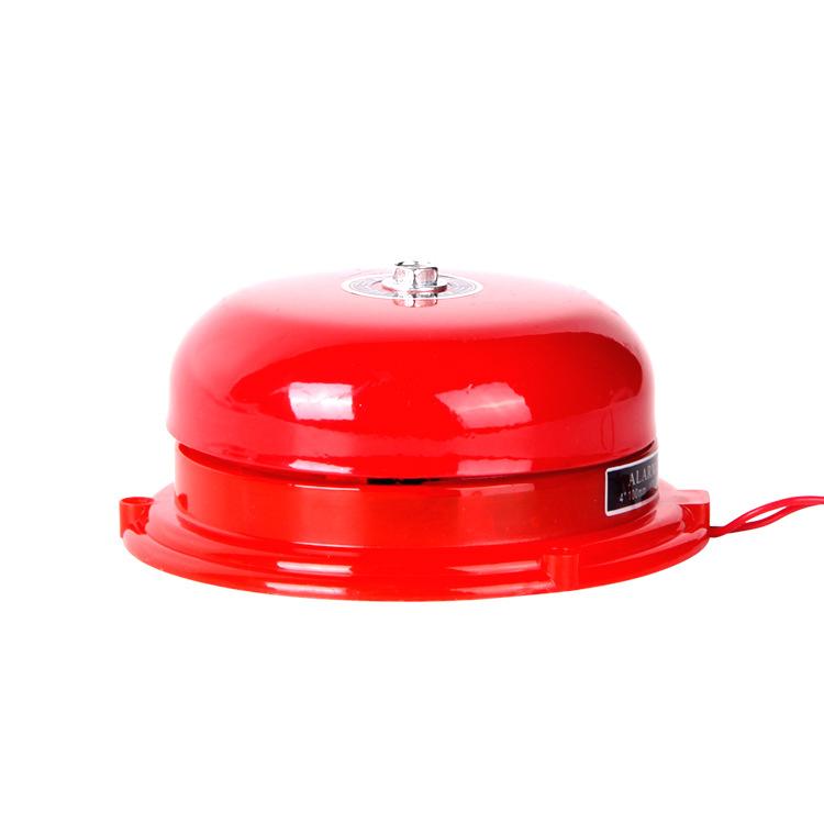 警铃系列 警铃报警按钮套装火灾报警器单位验厂火警电铃