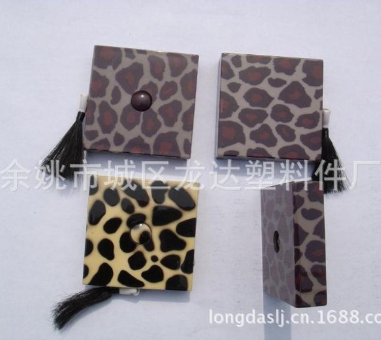 余姚厂家直供  豹纹卷尺 3米 时尚健康尺 可定制 热销 潮流