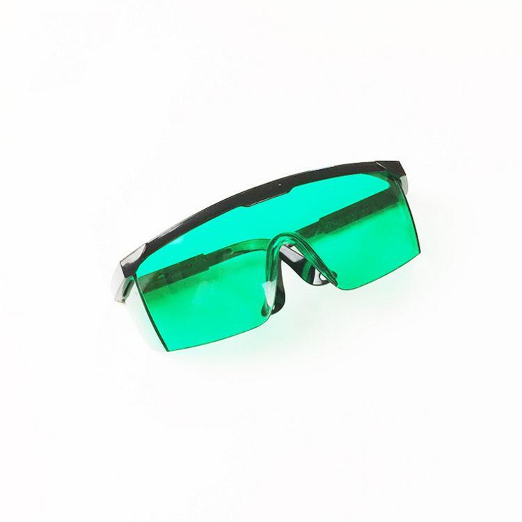 护目镜激光防护眼镜防红光650蓝紫光蓝光405nm绿镜片厂家直销