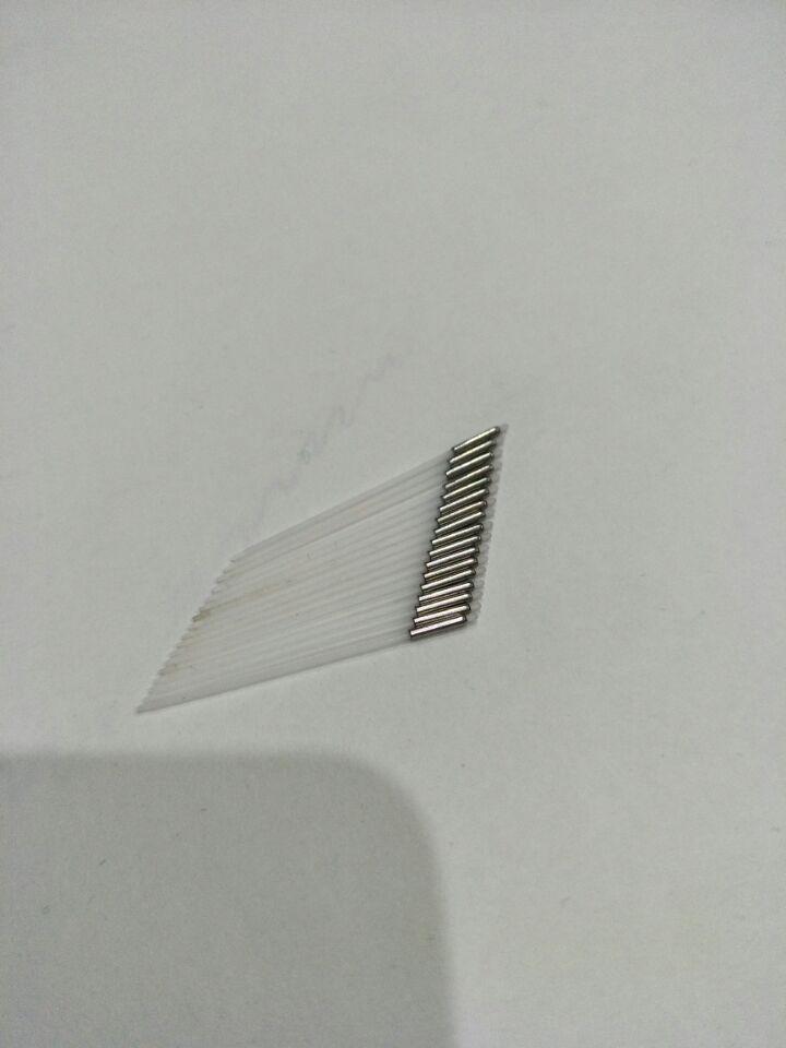 大量供应优质120水性小双头微孔针管笔头量大优惠