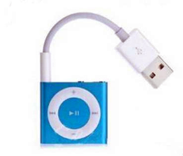 ipod shuffle 随身听数据线 DC数据线厂家直销