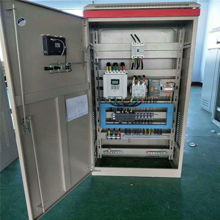 电气控制柜加工GCK低压电器设备高低压成套开关设备配电箱控制柜