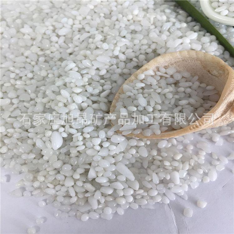 厂家直销玻璃微珠 人造磨料填充专用玻璃微珠 彩色实心玻璃微珠