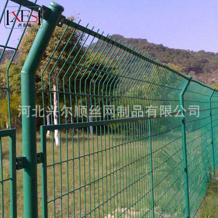 兴尔顺 圈地双边框架护栏网 可移动护栏 家用养殖圈地围栏网 报价 批发