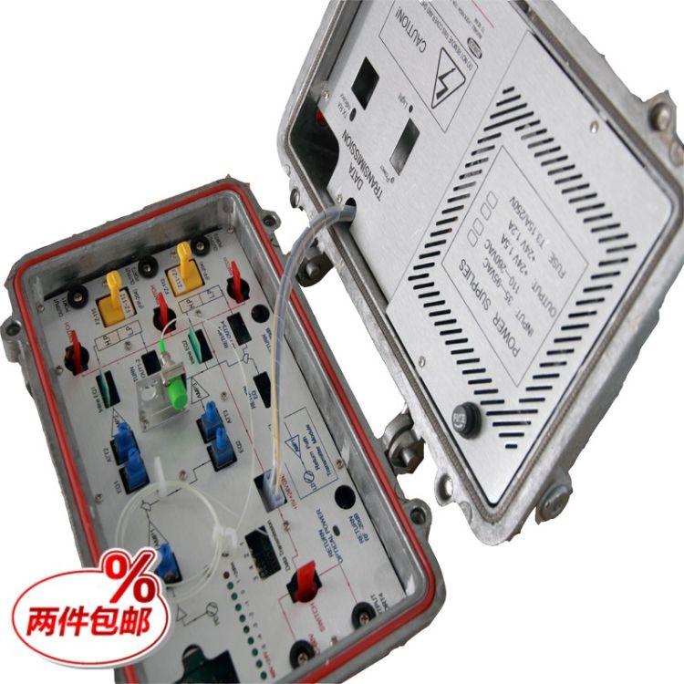 光接收机四路有线电视光接收机catv光接收机220V/60V野外860m