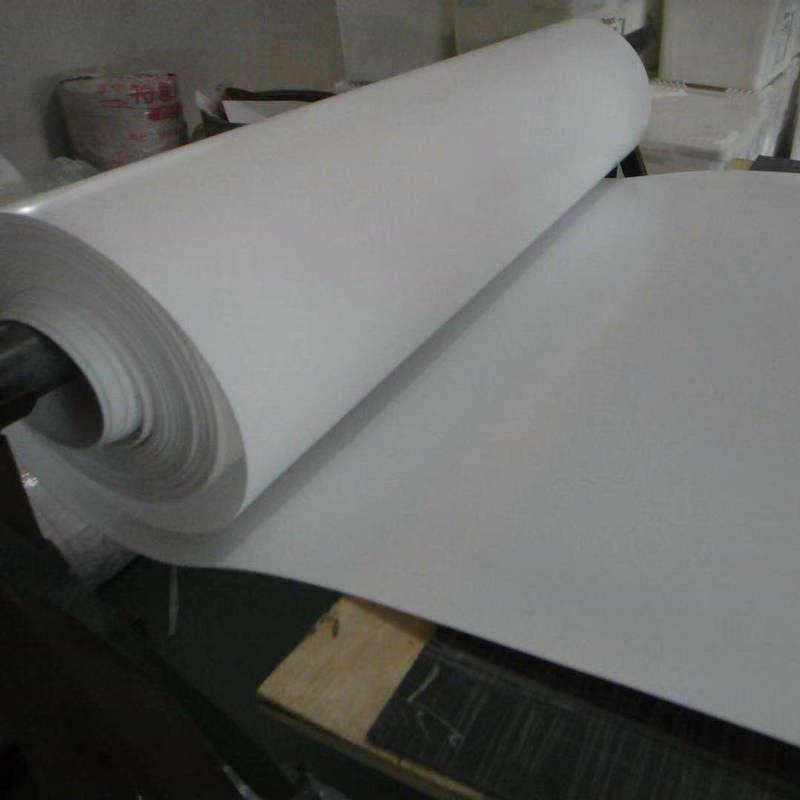 定制ptfe板 5mm厚聚四氟乙烯板 耐高温聚四氟乙烯板