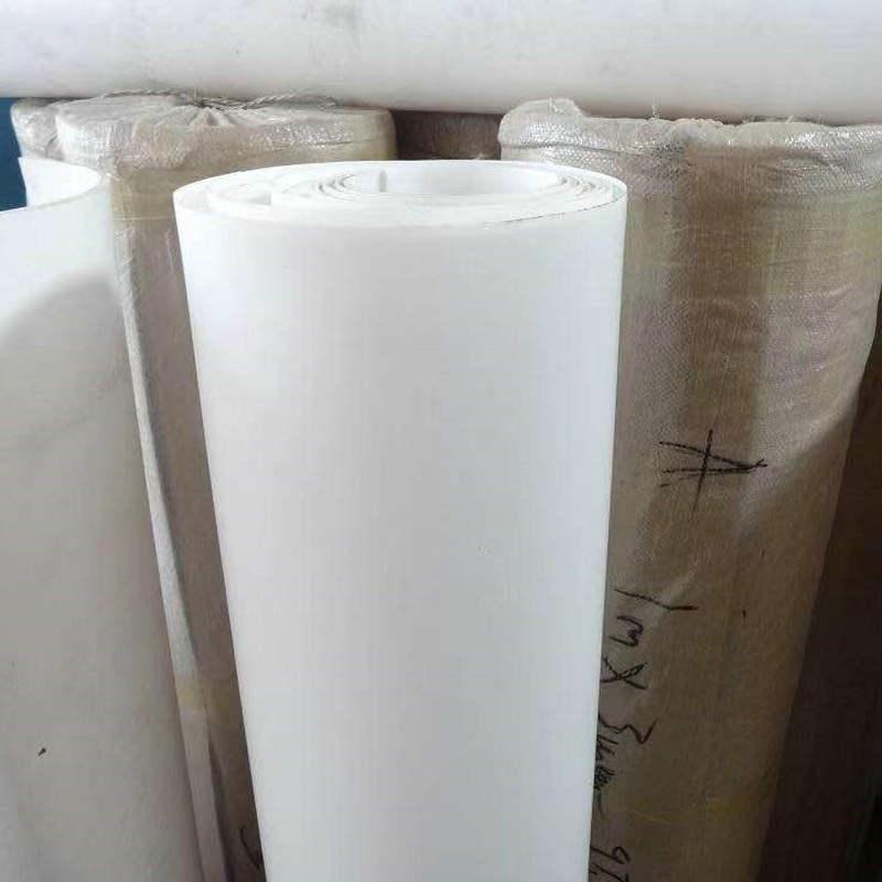 5mm厚聚四氟乙烯板 耐高温聚四氟乙烯板 ptfe板可定制