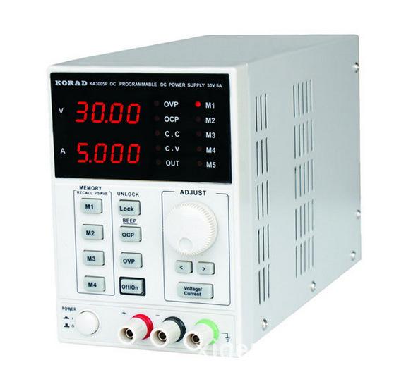 科睿源KA6003D数控单路直流稳压电源/60V3A 4位显示数控电源