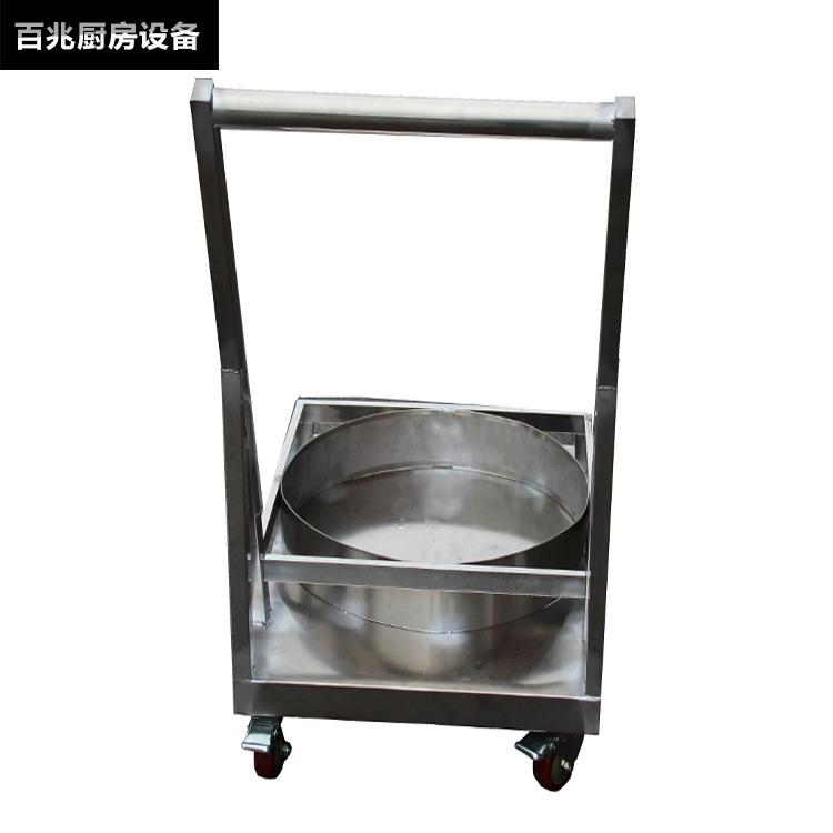汤桶车不锈钢厂家直销批发推车定制厨房设备商用厨房酒店设备