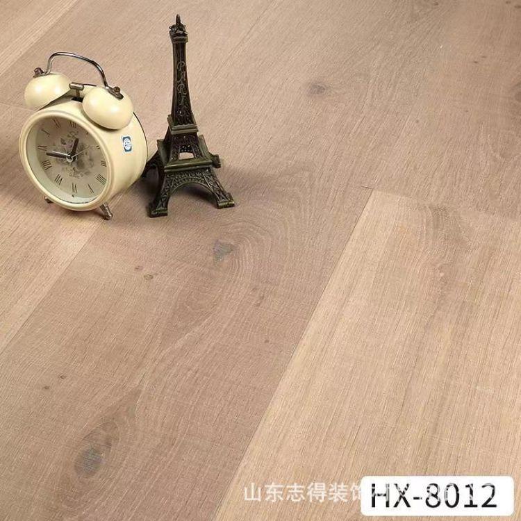 橡木本色人字拼多层实木复合地板15mm灰色简欧家用背景墙拼花地板