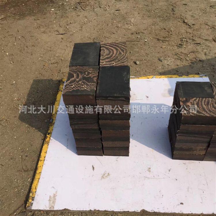 厂家供应橡胶制品 破碎机橡胶减震垫  可定做