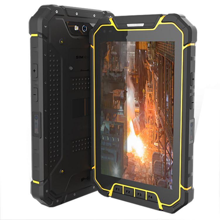 爱户外L800 全网通4G数据采集PDA扫描RFID强固工业三防平板