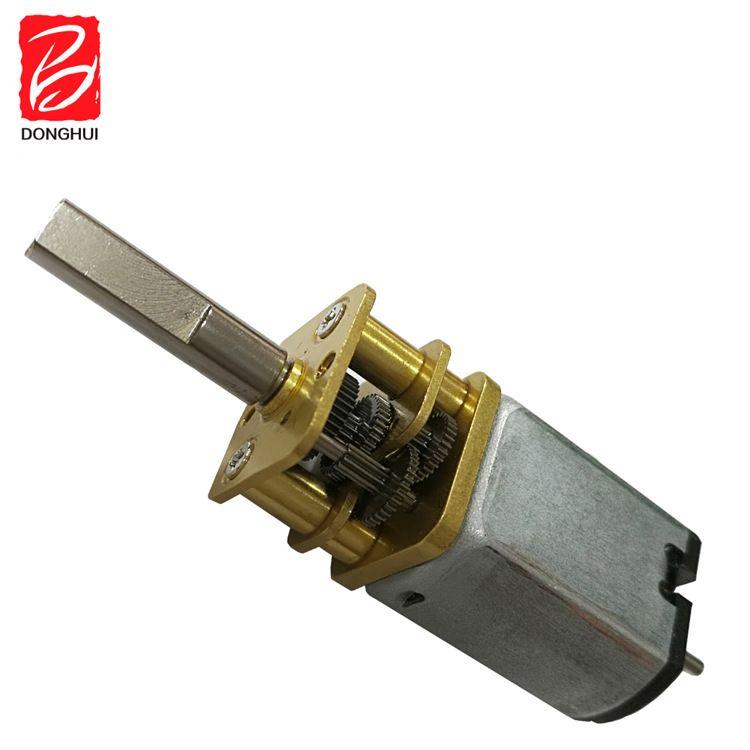 13*12mm齿轮箱配FF030永磁直流电机