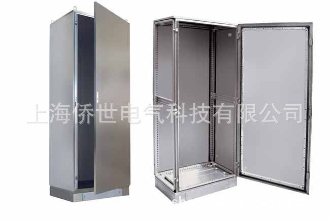 侨世 供应无功补偿配电柜 不锈钢低压成套配电柜子