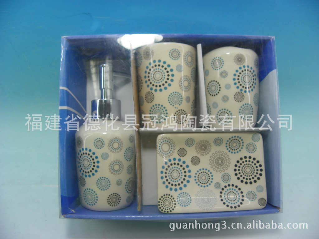 畅销产品   厂家直销 l供应各种规格的 洁具用品   洁具四件套