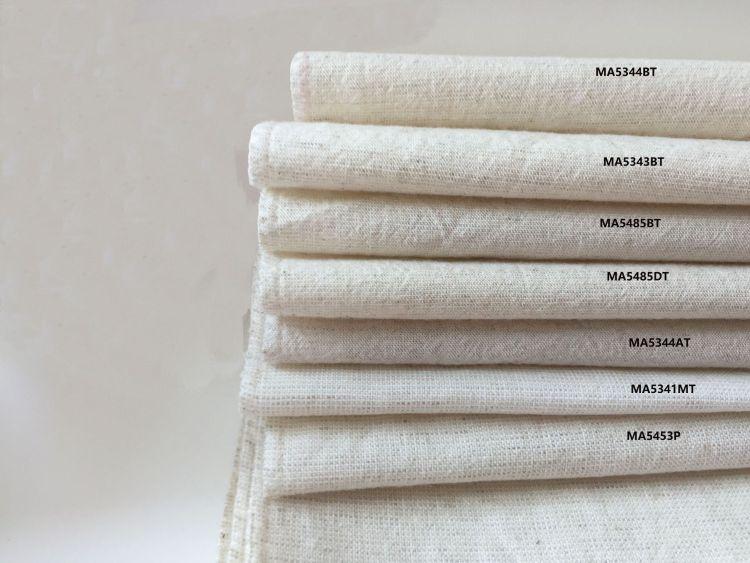 床品亚麻棉料 汉麻亚麻棉 用料扎实 出口品质