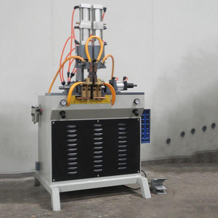 厂家直销宇辰交流气动垂直加压对焊机 铁线钢线线材对焊机可定制